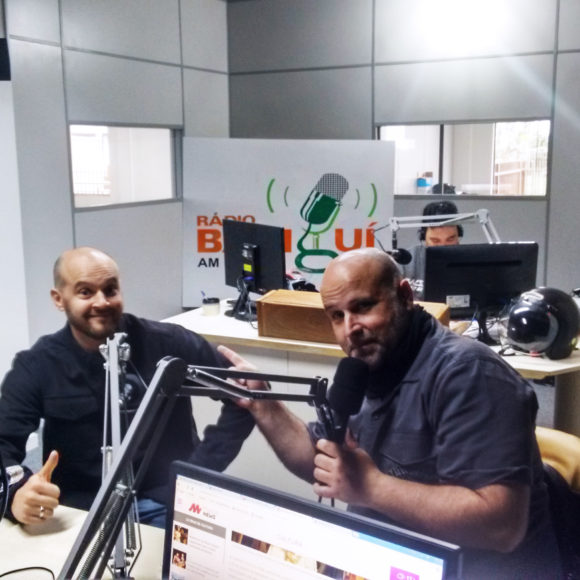 Entrevista Rádio Barigui AM 1560 – 09/08/2016