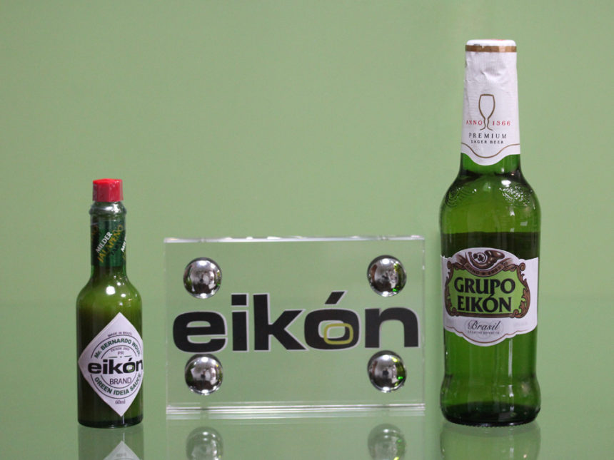 Novos gifts do Grupo Eikón